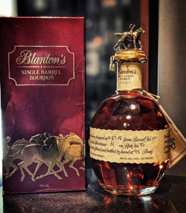 Blanton's Red Label Edition Bourbon