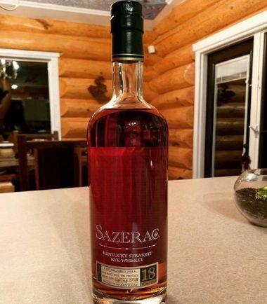 Buy Sazerac 18 Year Old Straight Bourbon