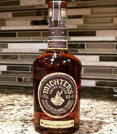 Buy Michter's Toasted Barrel Finish Bourbon