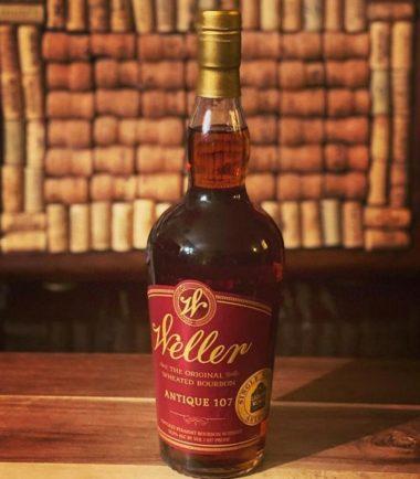 Weller Antique 107 Bourbon For Sale