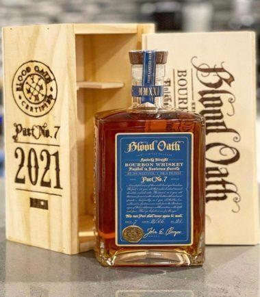 Buy Blood Oath Pact No 7 Bourbon